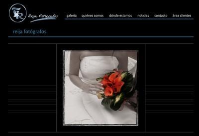 Nueva web de Reija Fotógrafos - Alcalá de Henares
