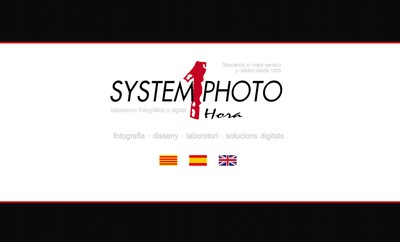 Nueva web de System Photo - Cambrils