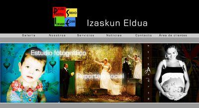 Nueva web de Izaskun Ekdua - Pradejón (La Rioja)