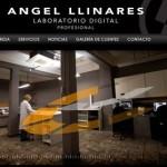 Nueva web de Angel Llinares – Laboratorio Digital