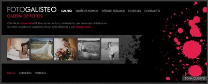 Nueva web de Foto Galisteo - Vejer de la Frontera (Cádiz)