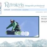 Nueva web de Retrateria – Benasque (Huesca)