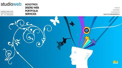 StudioWeb.es - Diseño Web para Profesionales de la Imagen