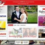 Diseño web de Foto Arregi – Amurrio (Alava)