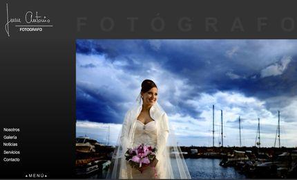 Nueva web de Juan Antonio Fotógrafo - Almería