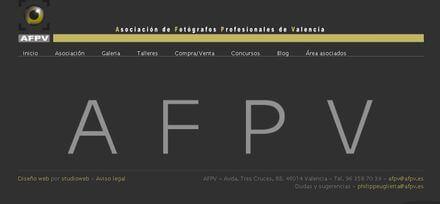 Nueva Web AFPV Valencia