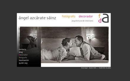 Nueva web de Ángel Azcarate