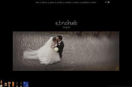 Nueva web de Enrique Truchuelo