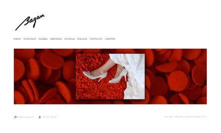 Nueva Web de Foto Bagan