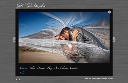Nueva Web de Gabi Fotografía