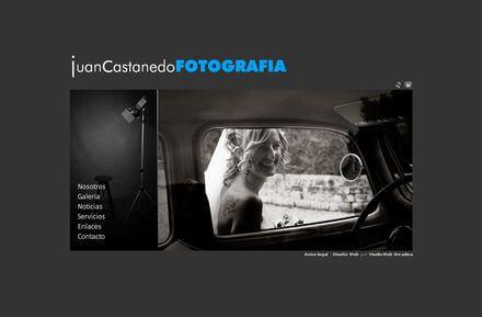 Nueva Web de Juan Castañedo