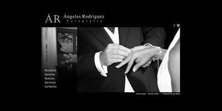 Nueva web de Ángeles Rodriguez