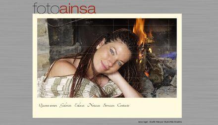 Nueva Web de Foto Ainsa