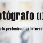 La web de un fotógrafo