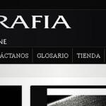 Nueva web de la revista 'La Fotografia'