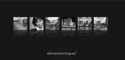 Nueva web de Alfonso Domínguez