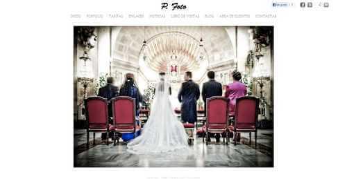 Nueva web de Pura Foto
