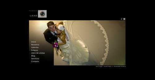 Nueva web de La HD Fotografia