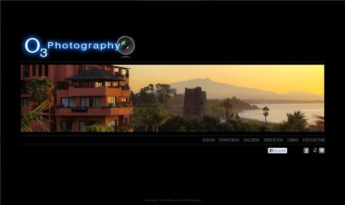 Nueva Web de O3 Photography