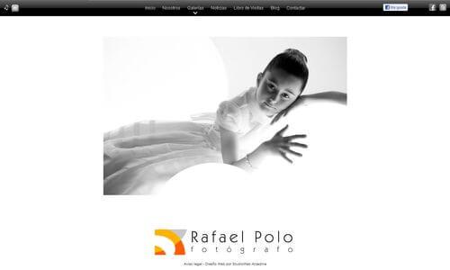 Nueva web de Rafael Polo