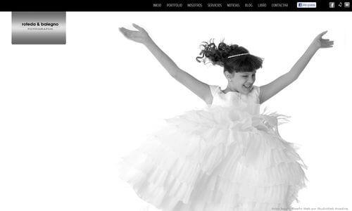 Nueva web de Roteda y Balegno