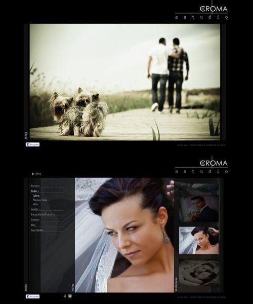 Nueva web de Croma Estudio  www.CromaEstudio.com