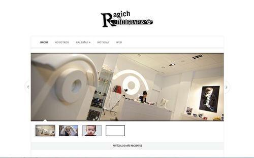 Nuevo Blog de Foto Ragich