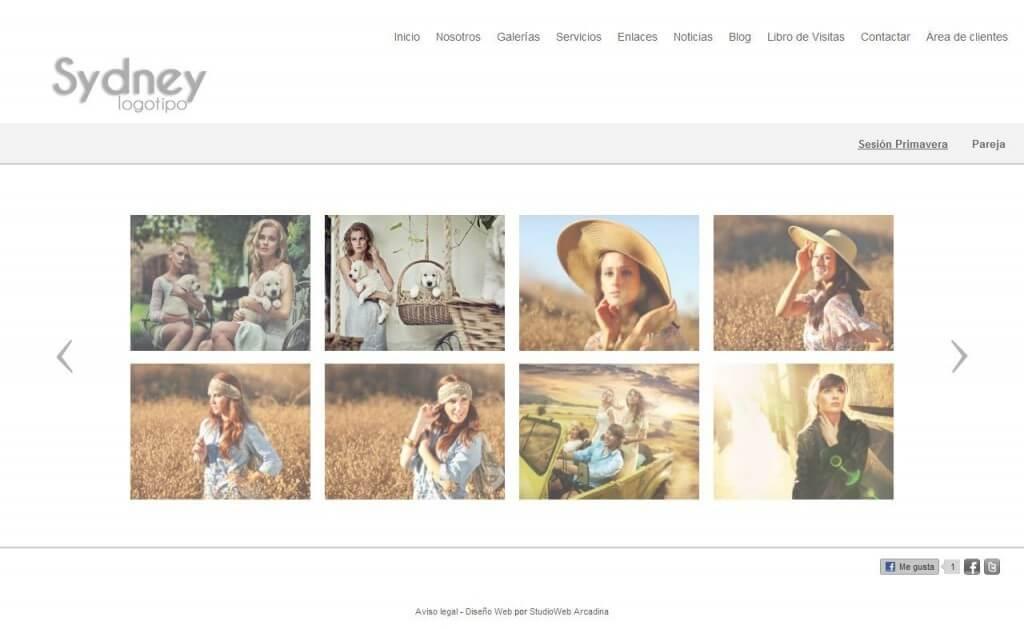 Galeria del Nuevo modelo Sydney