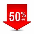 50% descuento en área de clientes si contratas la Web
