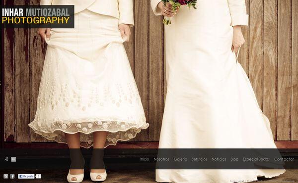 Nueva web de Inhar Mutiozabal