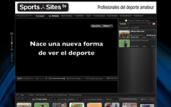Sports Sites Televisión
