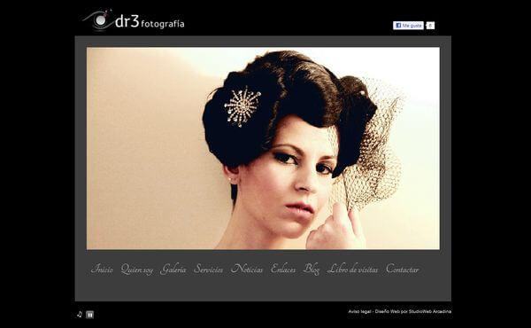 Nueva web de DR3 Fotografia  www.DR3Fotografia.com