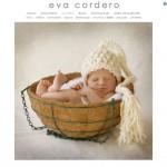 Nueva web para la fotógrafa Eva Cordero, imágenes de especial belleza, delicadeza y dulzura