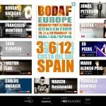 BodaF España. 26, 27 y 28 de Febrero 2013