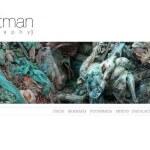 Web para la artista Sara Roitman, fotografía hecha arte