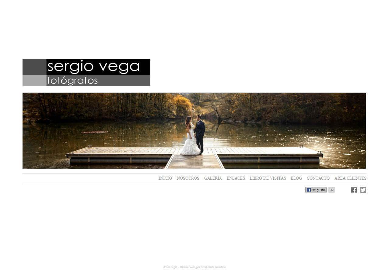 Nuevas webs para fot grafos blog arcadina blog arcadina - Sergio vega fotografo ...