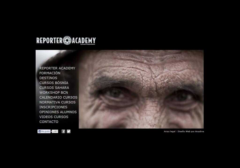 ReporterAcademy.com