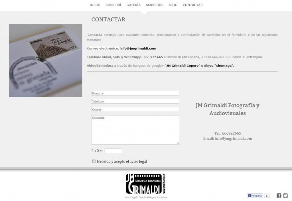 GrimaldiContacto