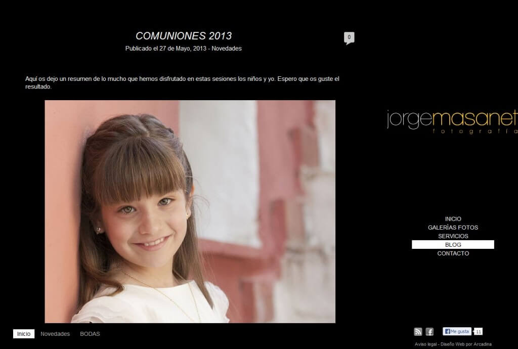 JorgeMasanet.com