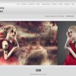 Rebeca Saray crea su web de WorkShops de fotografía