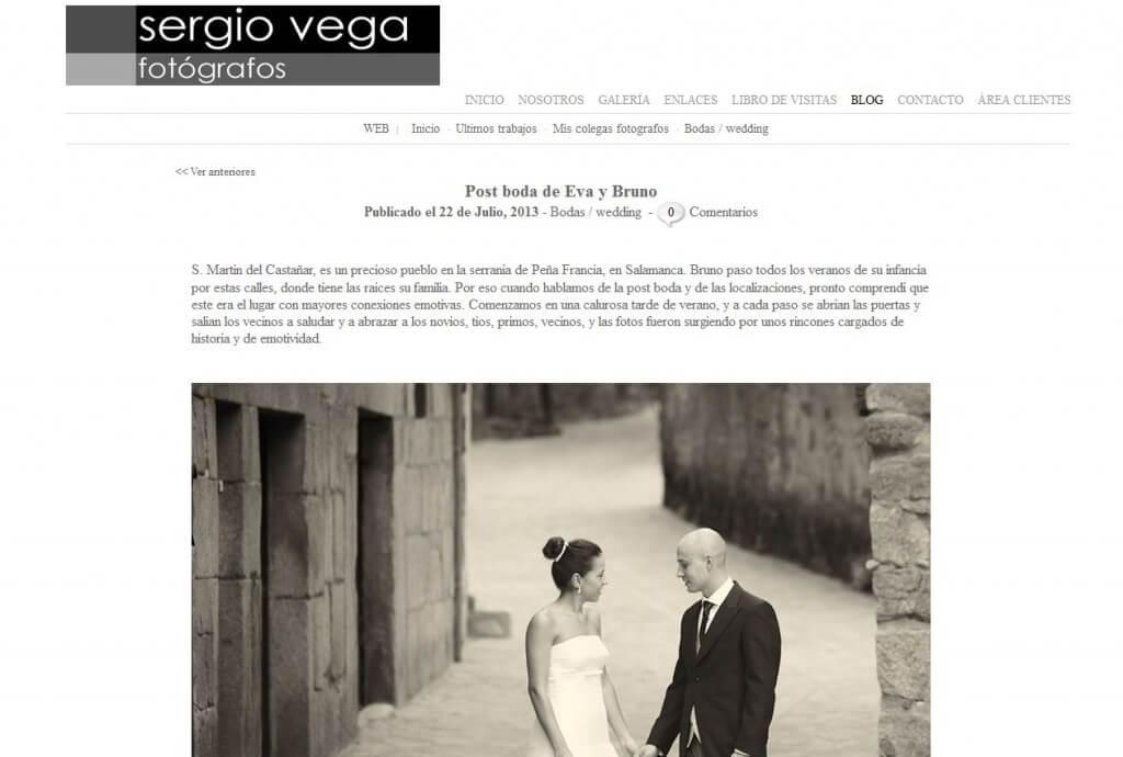 Selecci n de blogs profesionales de fot grafos reales blog arcadina blog arcadina - Sergio vega fotografo ...