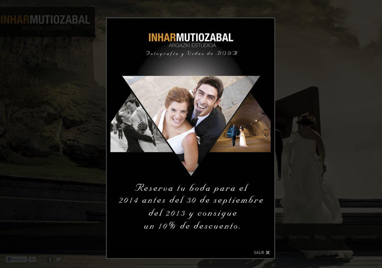 InharMutiozabal.com