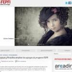 Arcadina es empresa patrocinadora de FEPFI