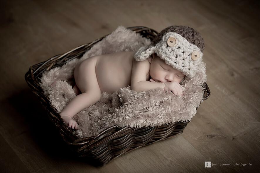 Juan Camacho Foto_grafo Fotografi_a Infantil en Ma_laga New borm Iker