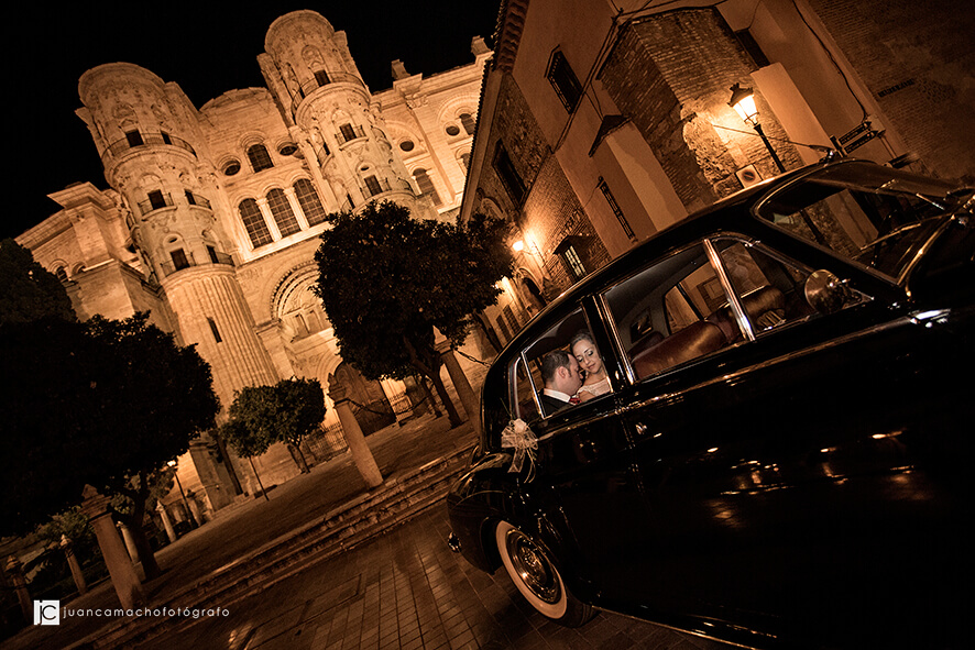 Juan Camacho Foto_grafo _ Mejor Foto_grafo de Ma_laga en Bodas Master  Wedding rolls royce