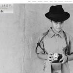 Web de Miguel Andrés, diseño creativo en la fotografía familiar