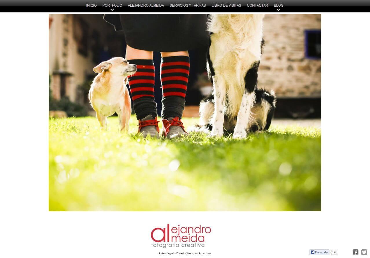 AlejandroAlmeida.com