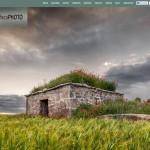 Web de Javier Checa, un artista especializado en fotografía de paisaje
