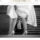 Web de Tino Rivera fotógrafo, un equipo en constante evolución