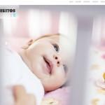 Fotobebitos, una web especializada en fotografía de niños y bebés